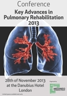Picture of KEY ADVANCES IN PULMONARY REHABILITATION 2013